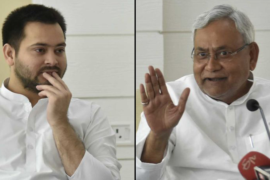 Tejashwi Attacks Bihar Governor For Not Inviting RJD to Form Govt