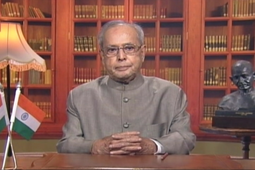 In his Last Address, President Mukherjee Shines Light on India's Tolerance, Pluralism