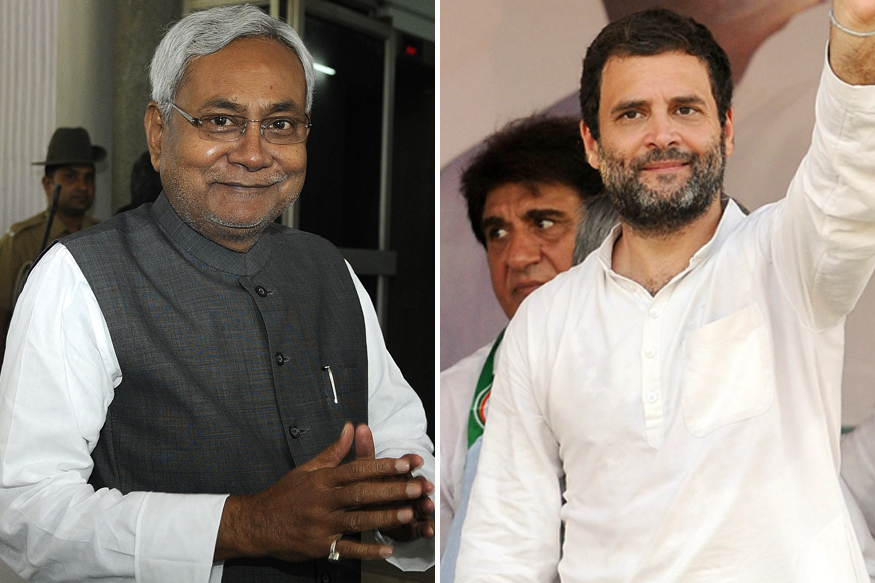 Amid Bihar Bickering, Nitish Kumar to Have Tea With Rahul And Dinner With Modi