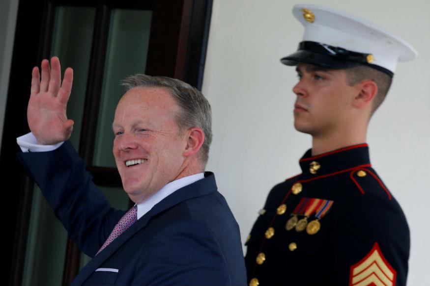 The Sean Spicer Show: A Look at White House Spokesman's Brief Season