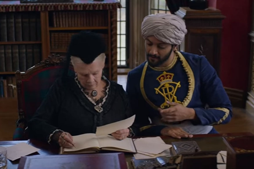 Costumes from victoria abdul to be displayed in uk news18 for Abduls indian bengali cuisine
