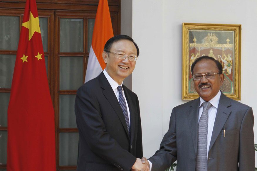 NSA's Doval, China's Yang Hold Talks Amid Sikkim Standoff