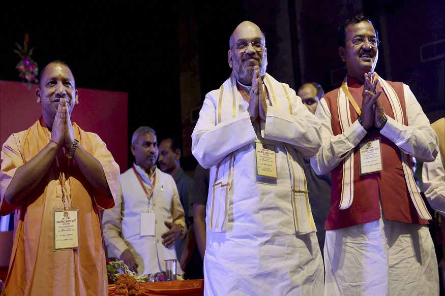 How Amit Shah Plans to Checkmate Mayawati's Lok Sabha Comeback Plan