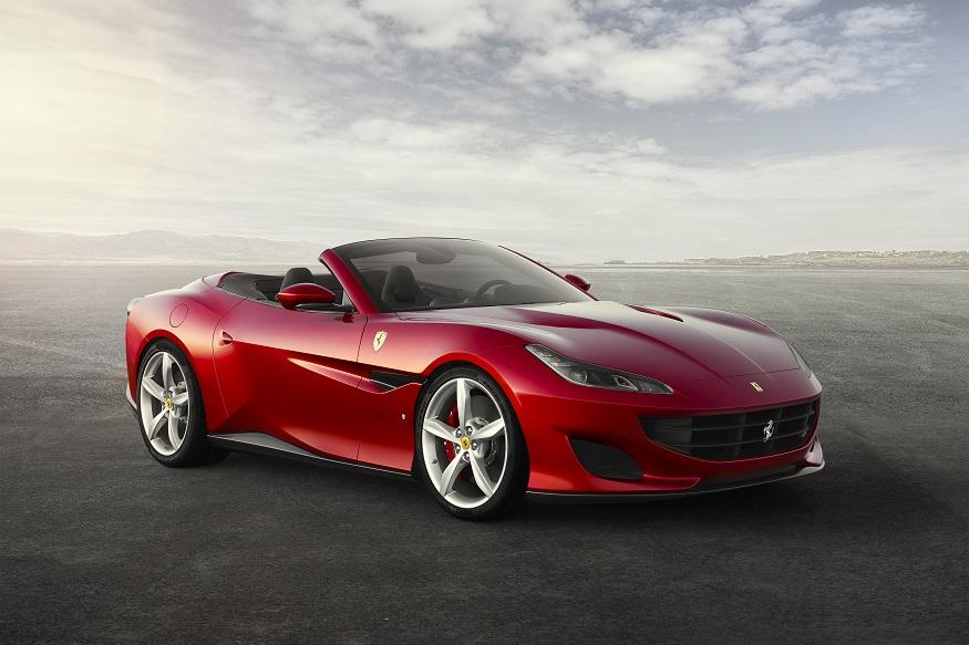 Ferrari Portofino. (Image: Ferrari)