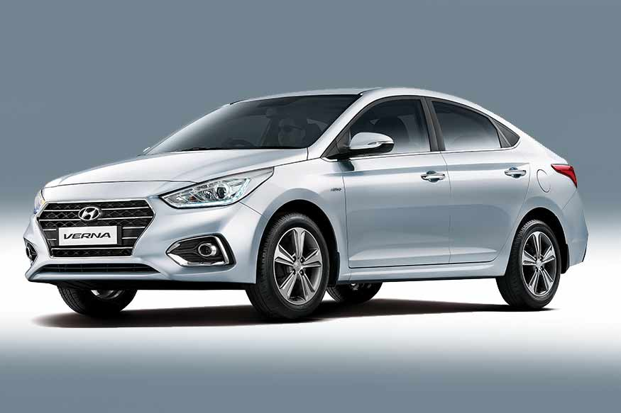 Creta 2017 White >> Hyundai Verna 2017 Vs Honda City 2017 Vs Maruti Suzuki Ciaz: Spec Comparison - Who Wins? - News18