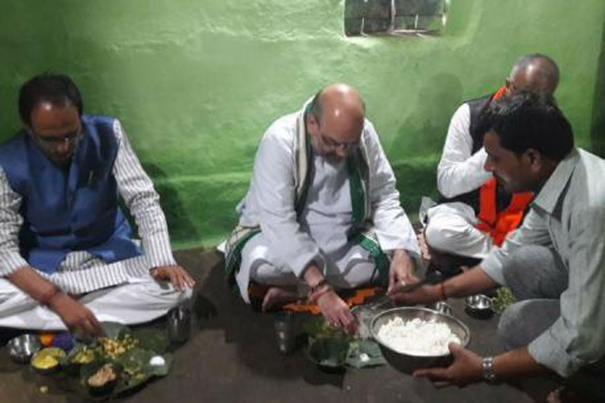 Lack of Toilet Stinks up Amit Shah's Tribal Outreach in Madhya Pradesh