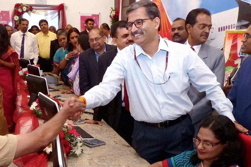 In a Big Shakeup, Centre Ropes in AI CMD Ashwini Lohani as Railway Board Chairman