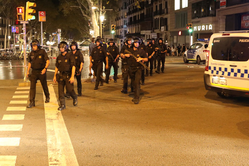 Suspects in Spain's Twin Terror Strikes Had 'Planned Bigger Attack'