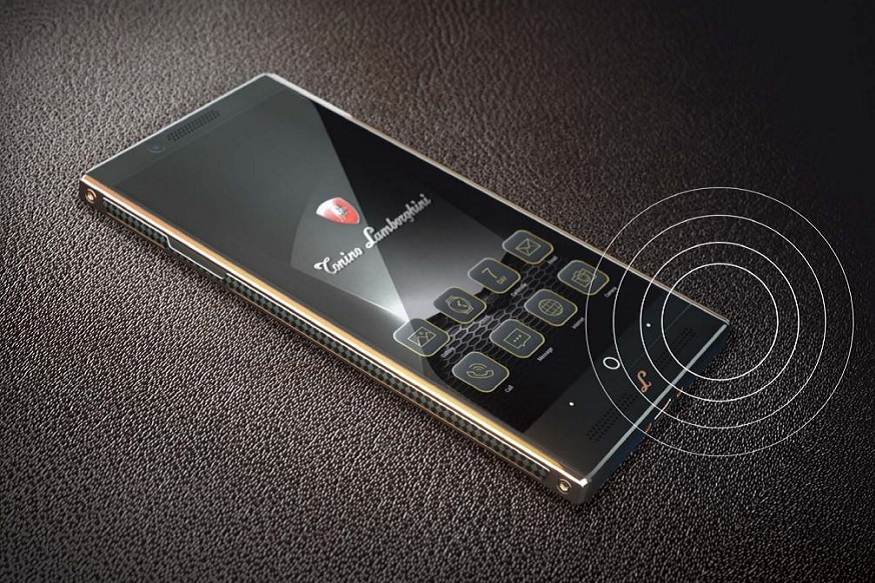 Lamborghini S New Android Smartphone Revs Into Mobile Market Priced At Rs 1 5 Lakh News18