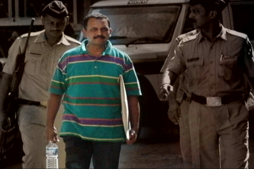 Lt Col Purohit Walks Out on Bail After 9 Yrs Behind Bars, Escorted by Army Team