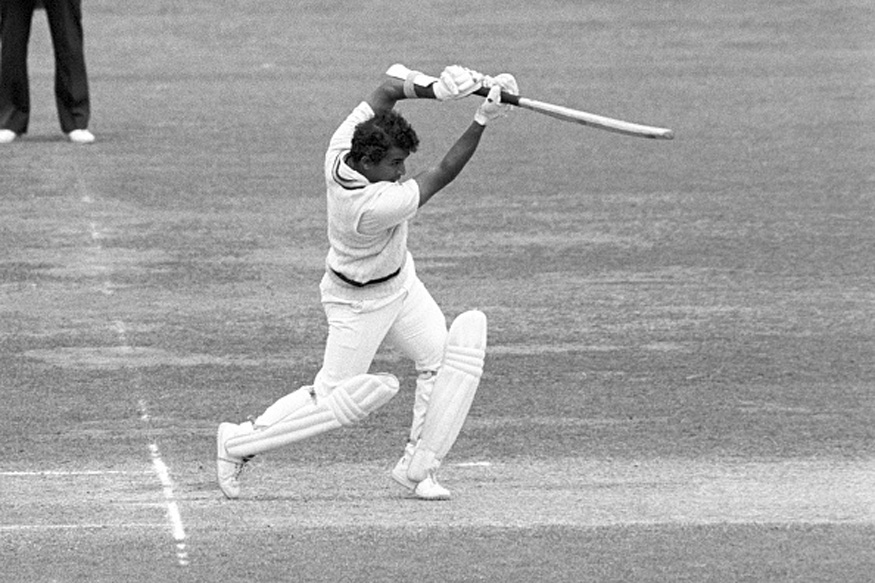File image of Sunil Gavaskar playing a shot during the tour of West Indies in 1970-71. (Getty Images)