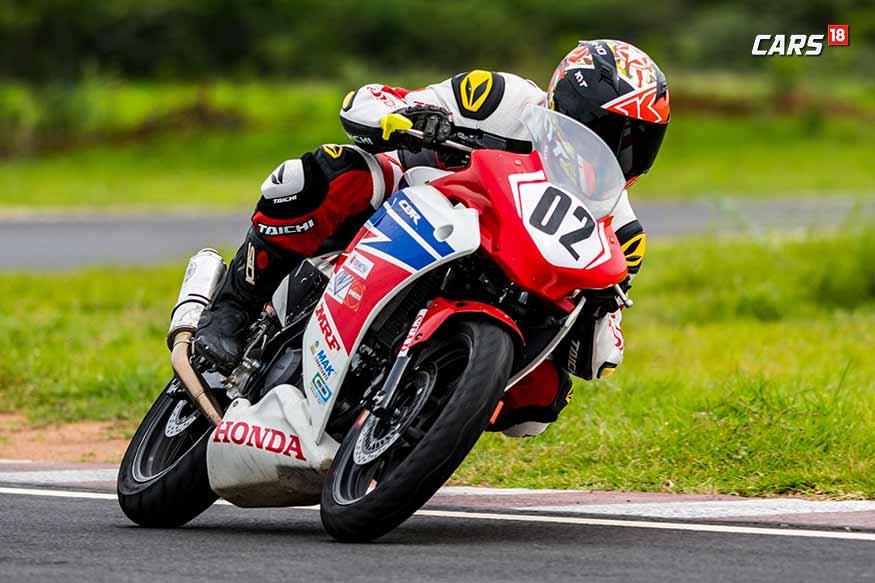 Honda-Race-Manav