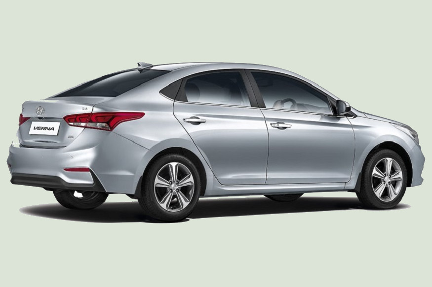 2017 Hyundai Verna, All-new Verna