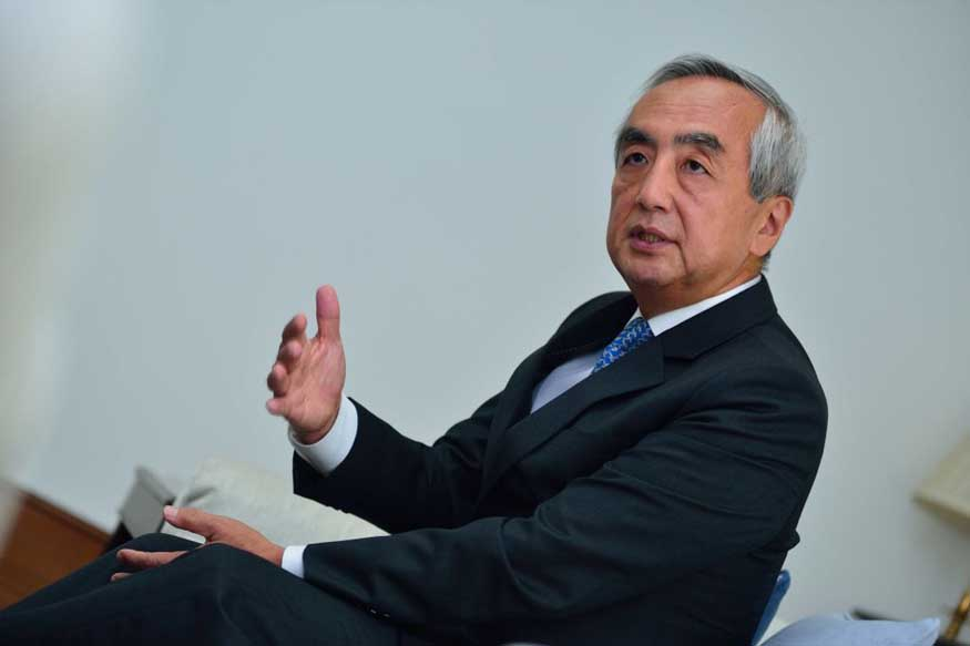 Japanese Ambassador Backs India's Stand Over Doklam Stand-off