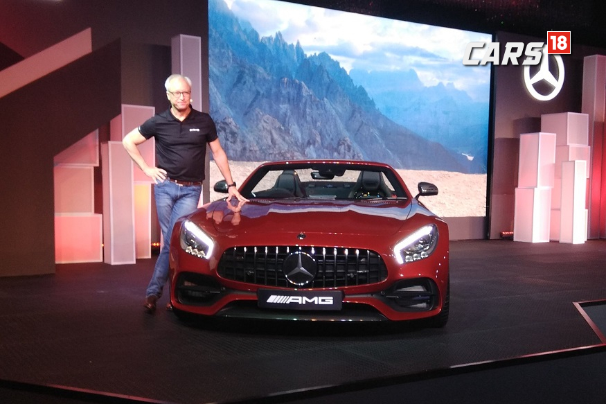 Mercedes drives in its fastest vehicle globally at Rs 2.23 crore