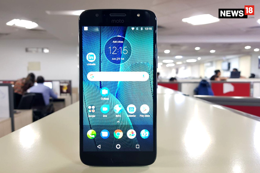 how to use moto g5 plus dual camera