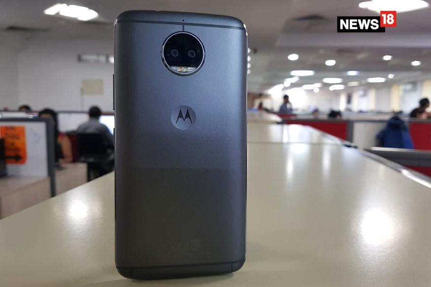 Motorola Moto G5s Plus launch