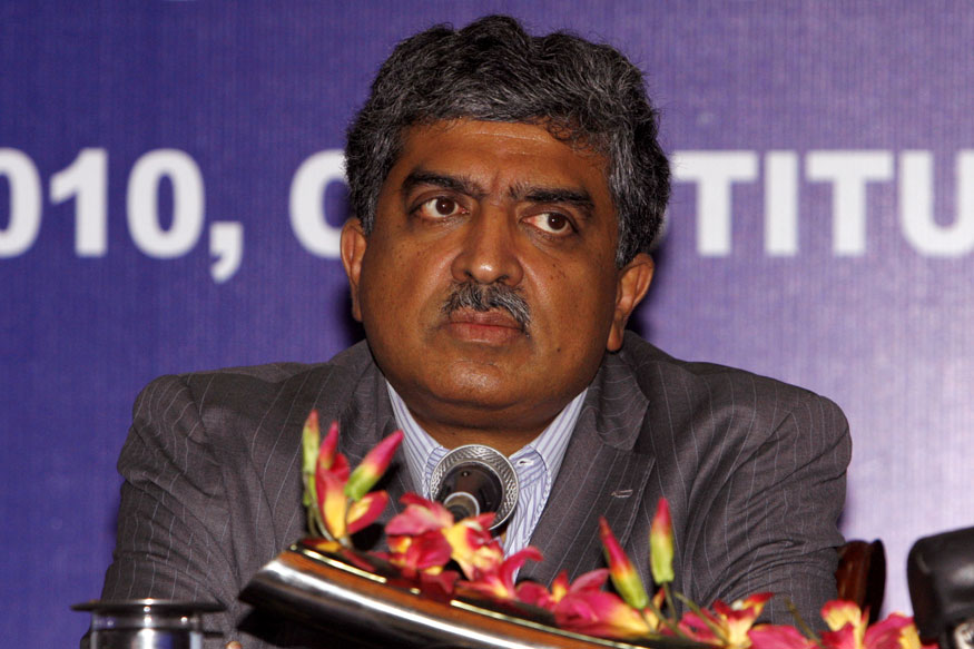 Is Nandan Nilekani The Man Who Can Save Turbulence-hit Infosys?