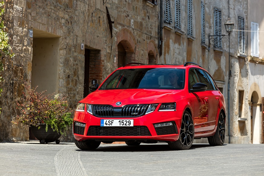 Skoda Octavia vRS - What to expect?