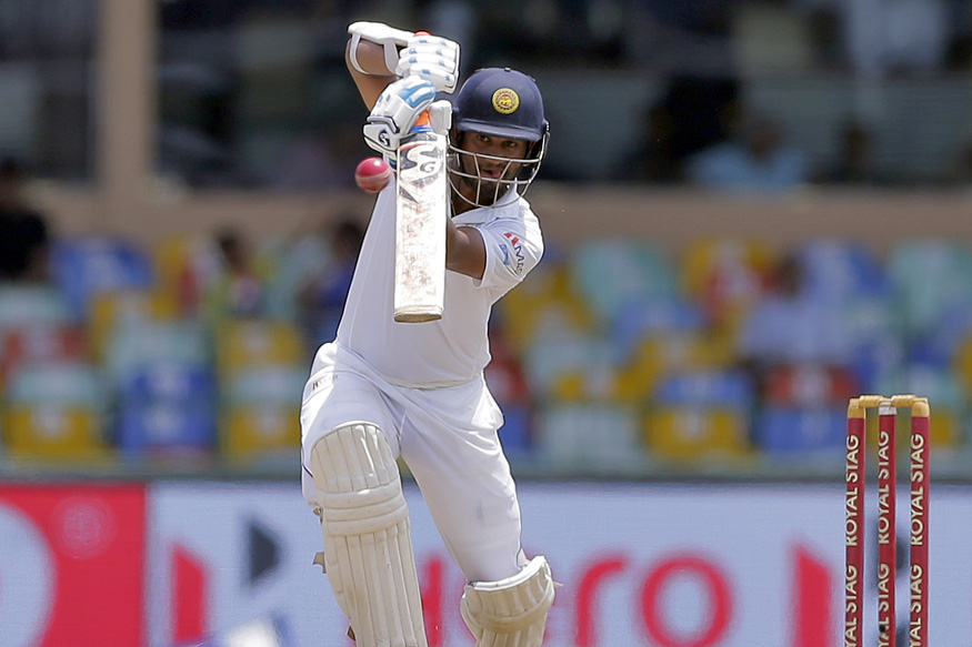 Live Cricket Score, India vs Sri Lanka, 1st Test, Day 3, Kolkata: Karunaratne, Sadeera Start Well