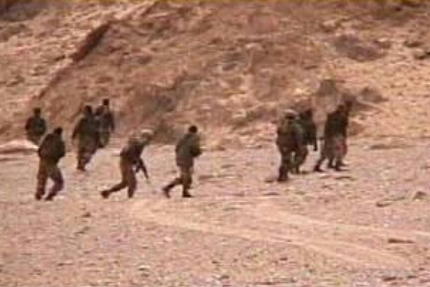 Video Shows Chinese Soldiers Pelting Stones at Indian Troops in Ladakh