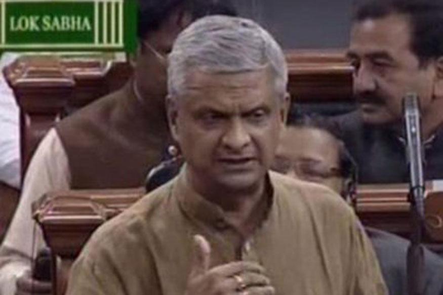 Union Minister Writes in Hindi, BJD MP Retorts in Odia