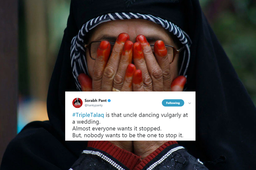 Here's How Twitter Reacted After Supreme Court Ruled Triple Talaq Unconstitutional