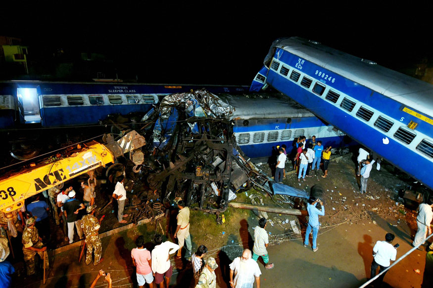 A Train Came Crashing Into Their Home: How the Utkal Express Horror Unfolded