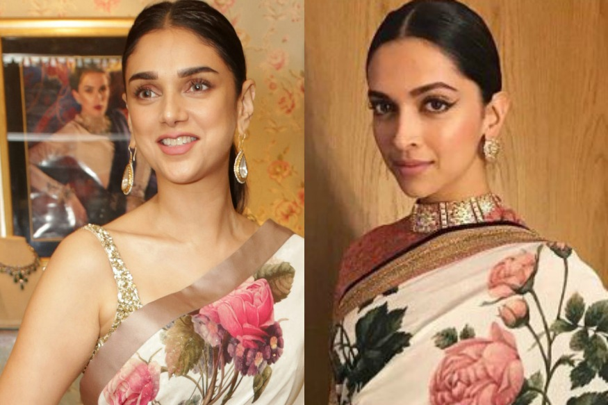 Deepika padukone or aditi rao hydari who pulled off the for Aditi indian cuisine