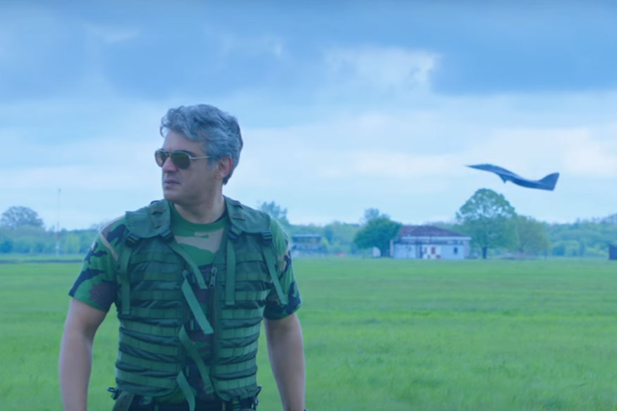 Vivegam Is a A Treat for All Ajith's Fans