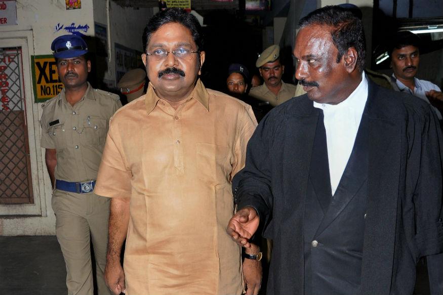 AIADMK MLAs Loyal to TTV Dinakaran File Police Complaint Alleging Harassment