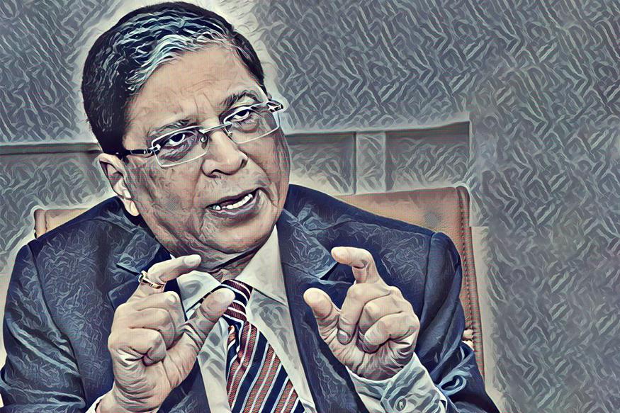 CJI Dipak Misra breaks the ice, meets all 4 dissenting judges