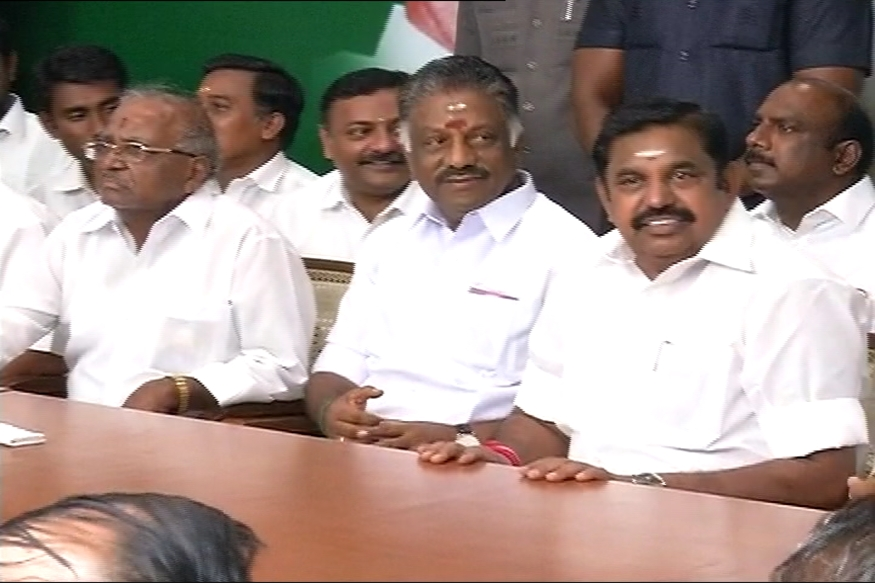 AIADMK Merger: Five Key Things to Know About EPS-OPS Deal
