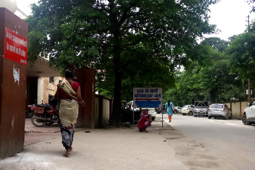 Despite Gorakhpur Deaths, 'Refer' is The Mantra in UP Health Centers