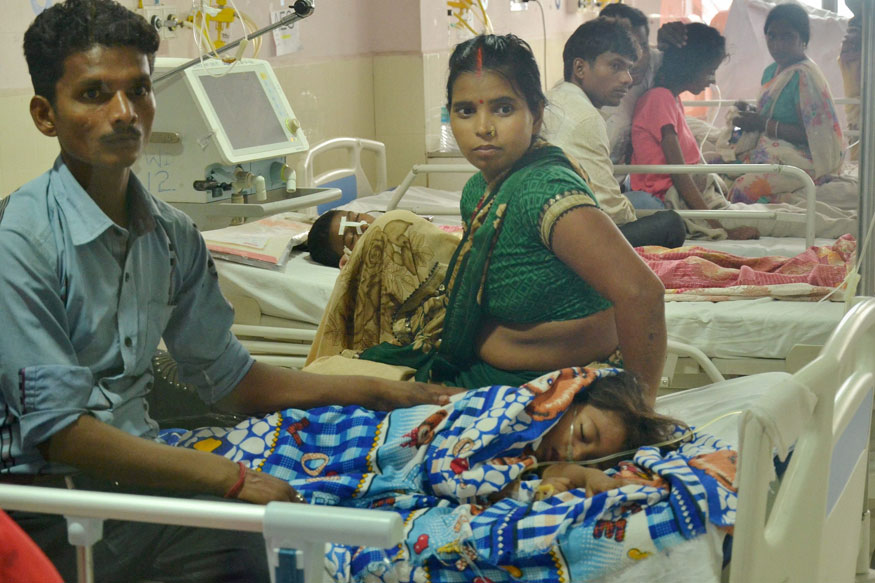Probe on Gorakhpur Tragedy Confirms Oxygen Shortage, Financial Irregularities