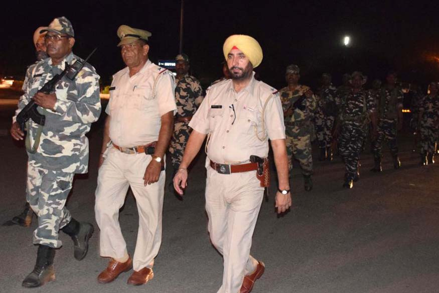 Punjab, Haryana on High Alert Ahead of Verdict in Rape Case Against Dera Chief