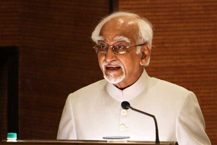 VHP Attacks Ex-Vice President Hamid Ansari For Attending PFI Event
