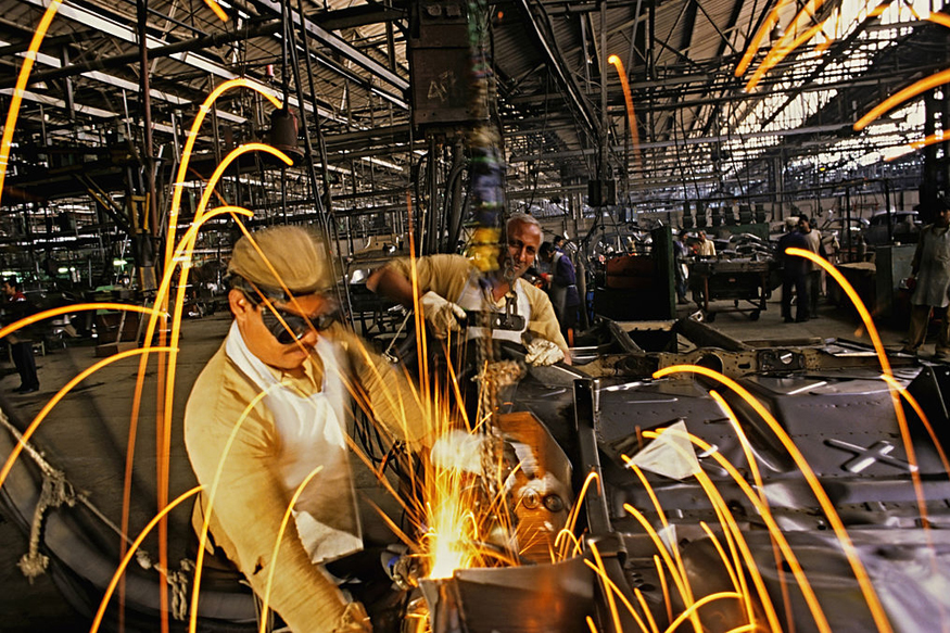 Factory Output Growth Hits 17-month High of 8.4% in