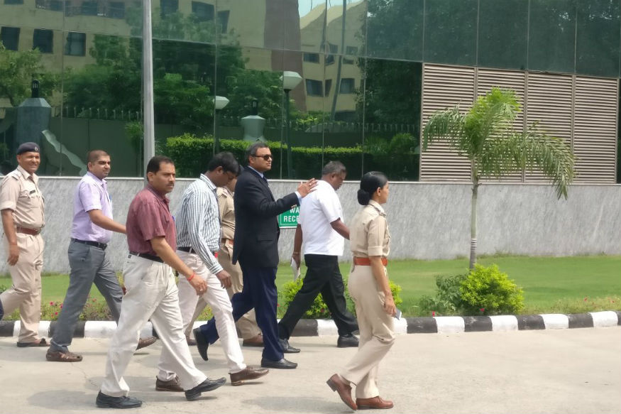 Karti Chidambaram Finally Appears Before CBI in FIPB Approval Case