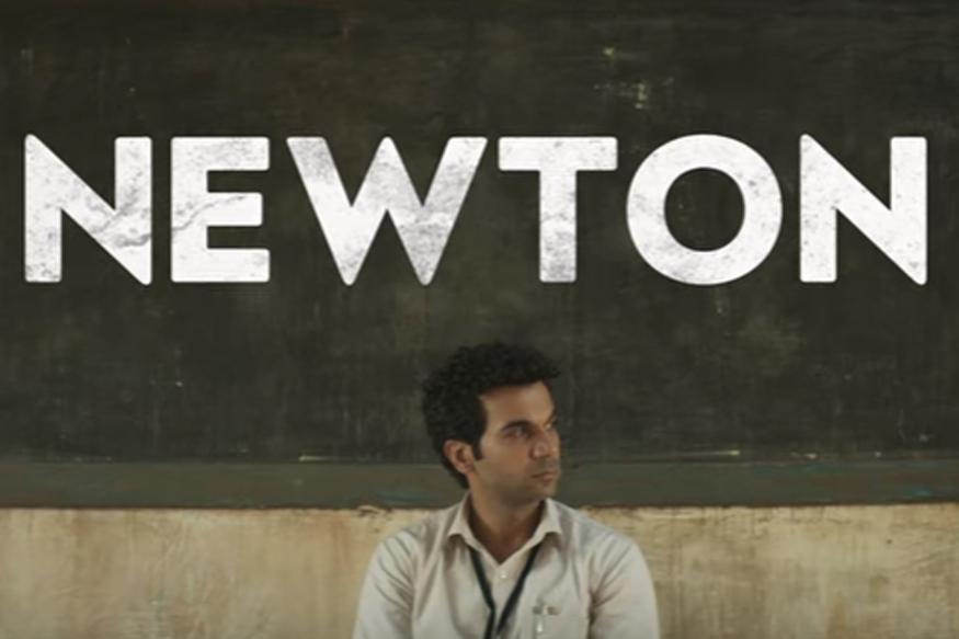 Rajkummar Rao-starrer Newton is India's Official Entry For Oscars