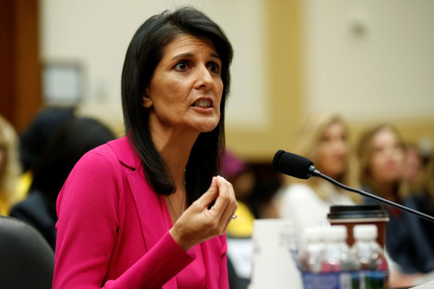 Key to India Getting Seat at UN Security Council is Not to Touch Veto: Nikki Haley