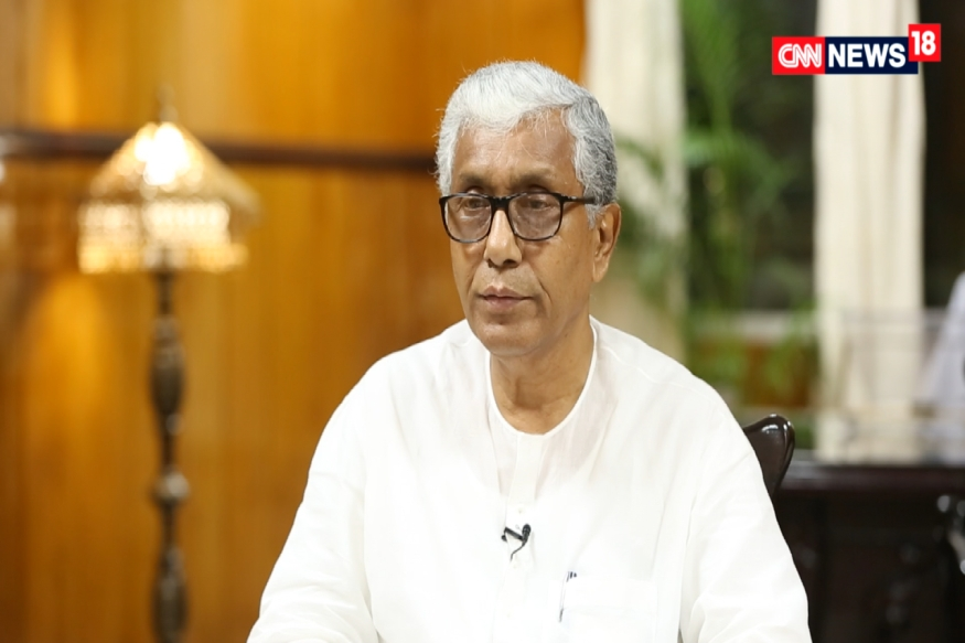 Can 'India's Poorest CM' Manik Sarkar Halt BJP's Winning Spree in the Northeast?