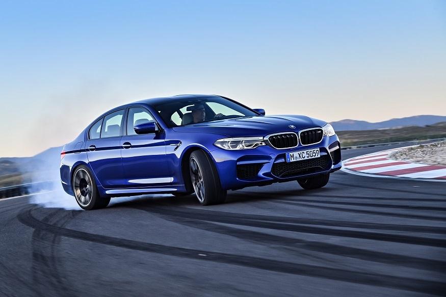 BMW M5. (Image: AFP Relaxnews)