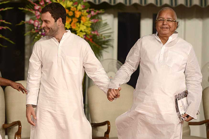 Gandhis to Skip, Mamata, Sharad Yadav to Attend Lalu Rally on Sunday