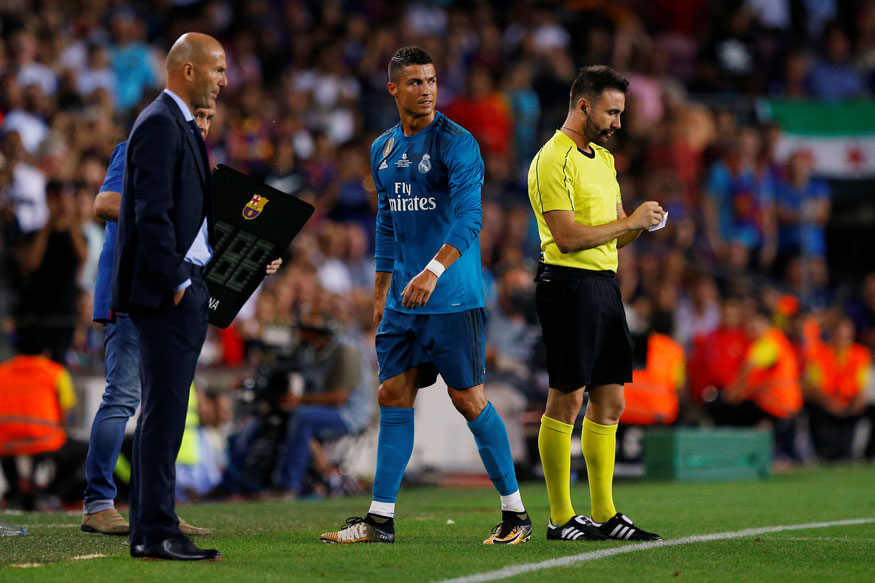 Cristiano Ronaldo Loses Appeal Against 5-match Ban