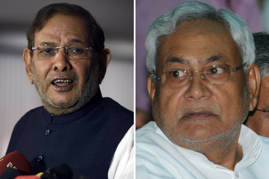 JD(U) Live: Nitish Camp Passes Resolution to Join NDA; Sharad to Hold Rival Meet