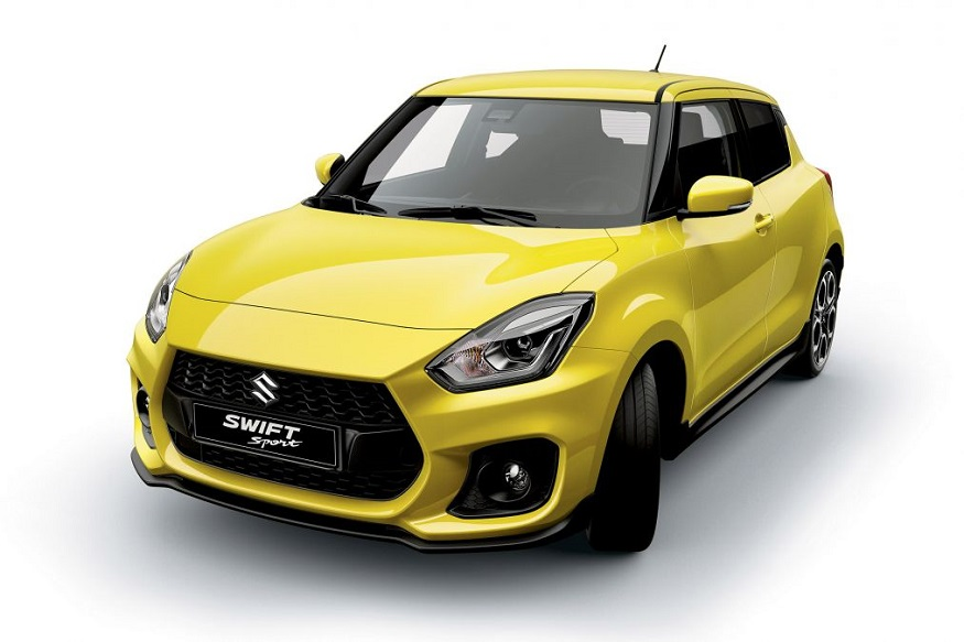 suzuki swift sport 2017 images out india launch expected. Black Bedroom Furniture Sets. Home Design Ideas