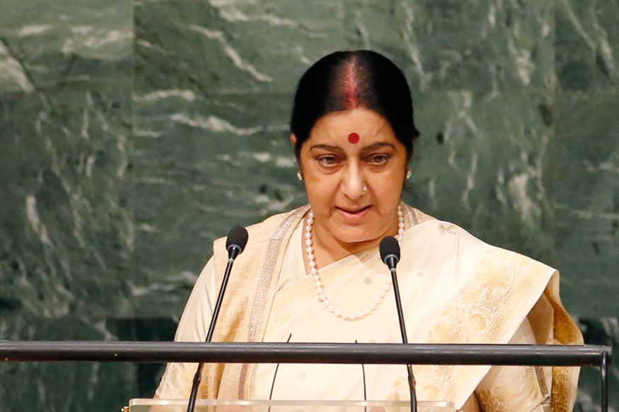 India @ UN LIVE: Sushma to Speak in General Assembly Today; Pak in Focus