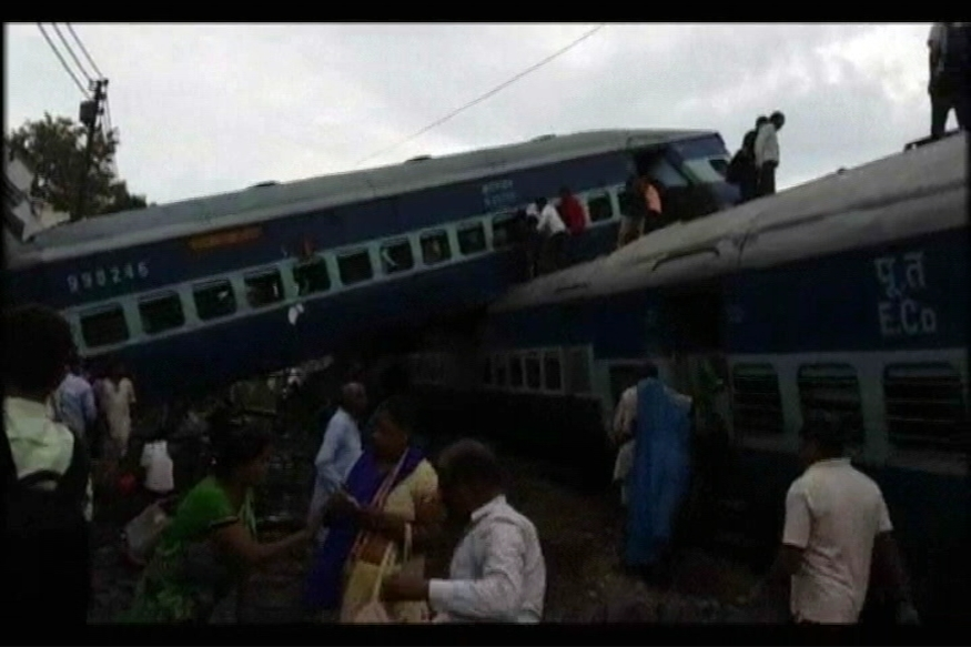 Utkal Express Live: 5 Dead, 34 Injured as 10 Coaches Derail in Muzaffarnagar