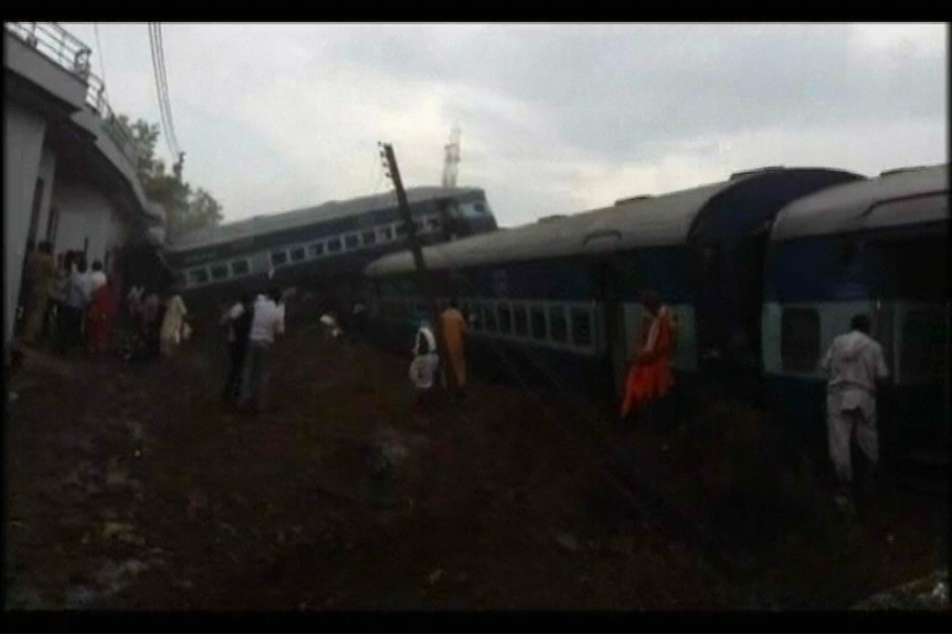 Utkal Express Derailment Latest in Long List of Train Tragedies in Last 2 Years
